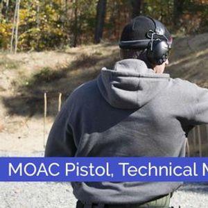 MOAC Pistol