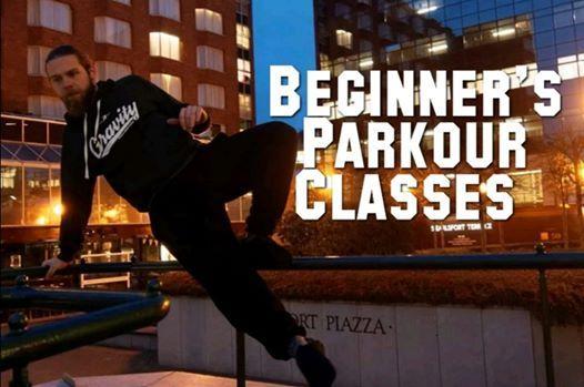 Beginners Parkour Class