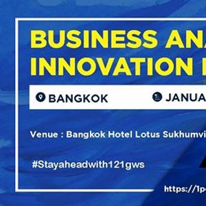 Business Analyst Innovation Day