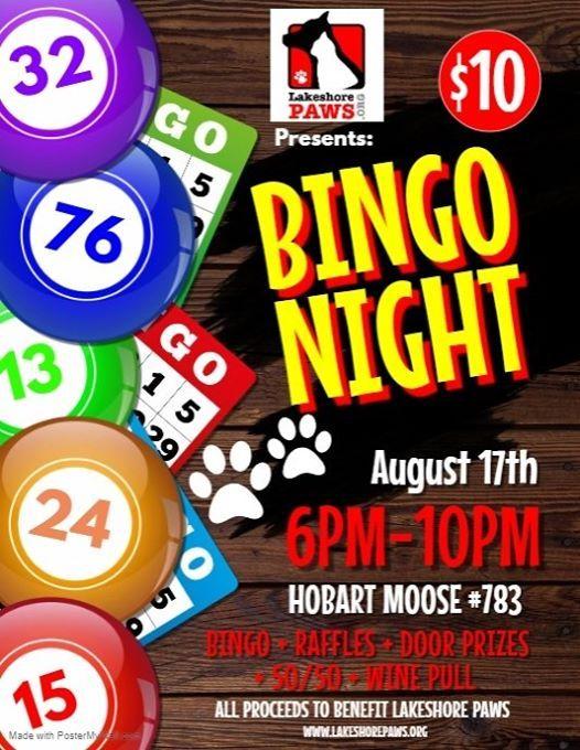 Bingo Hobart