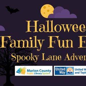 Halloween Family Fun Event (Free Morris Park)