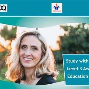 Award in Edu and Training fully accredited from England -ToT
