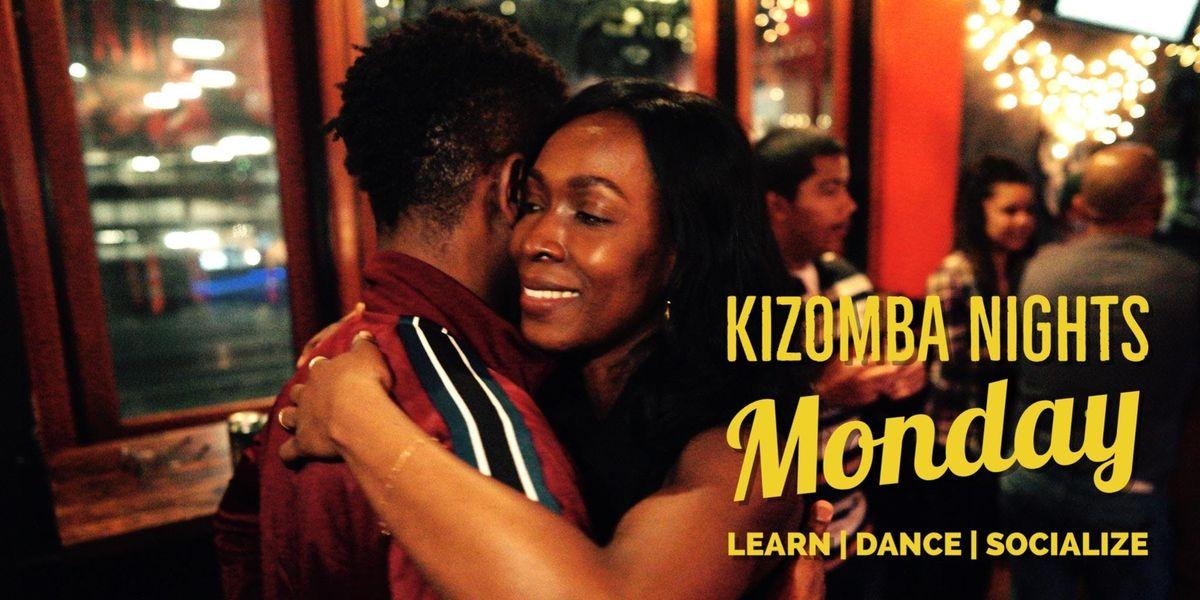 Kizomba Monday Class & Social  El Big Bad 1230