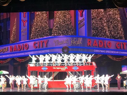 Christmas Music On Radio 2019.Radio City Rockettes Christmas Spectacular Dec 4 2019 At