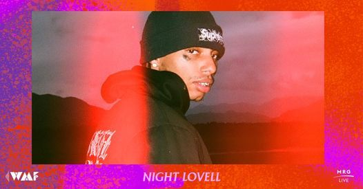 Night Lovell - Westward Music Festival - Vancouver, 9 September | Event in Vancouver | AllEvents.in