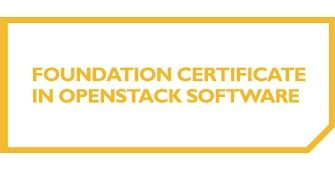 Foundation Certificate In OpenStack Software VirtualTraining in London City | Online Event | AllEvents.in