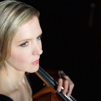 Cellist Mairi Dorman- Phaneuf