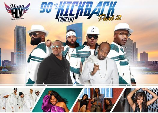 90s Kickback Concert Part 2 2022, 12 March | Online Event | AllEvents.in