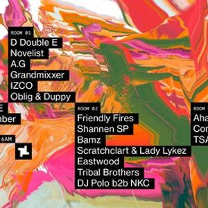 Fabriclive D Double E Novelist A.G Scratchclart & More at fabric