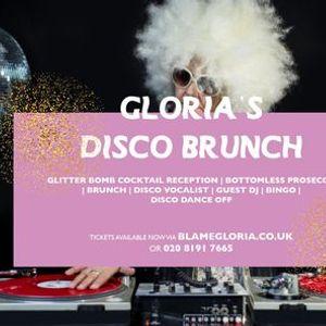 Glorias Bottomless Disco Brunch