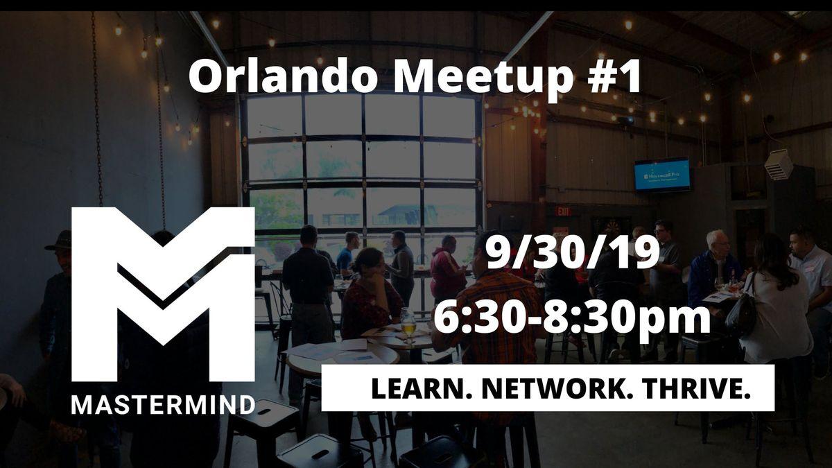 Speed Dating Orlando Meetup