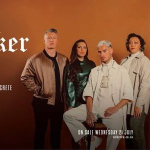 Stan Walker - All In Tour