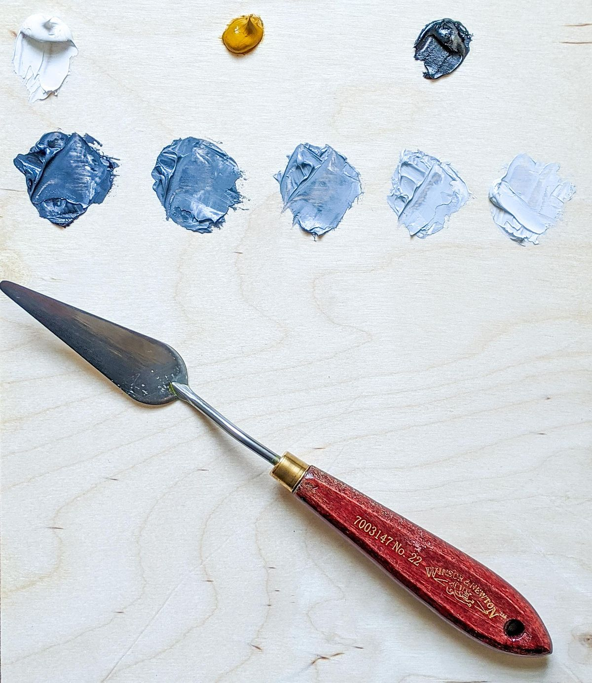 The Useful Art Class Online Introduction to Abstract Oil Painting Class, 31 October | Online Event | AllEvents.in