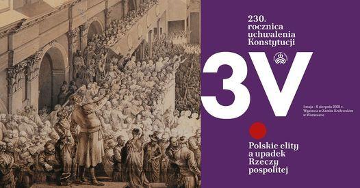 """""""Wielcy ludzie majowej konstytucji"""" – cykl wykładów   Event in Warsaw   AllEvents.in"""
