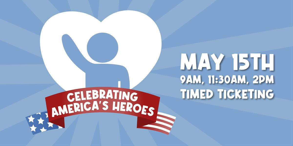 Celebrating America's Heroes, 15 May | Event in Greenville | AllEvents.in
