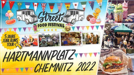 Street Food Festival Chemnitz 2020