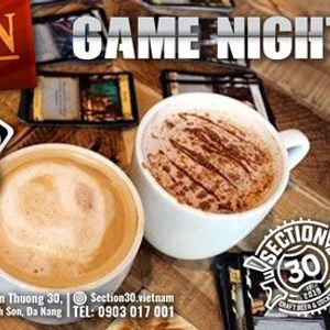 Game Night at Section 30