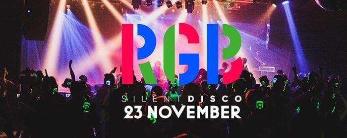 RGB Silent Disco  FLUOR