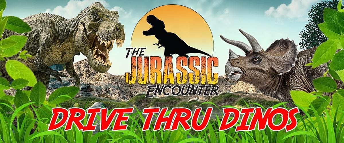 The Jurassic Encounter, 14 May | Event in Centreville | AllEvents.in