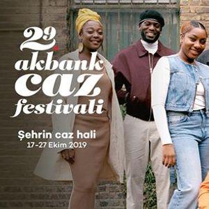 29. Akbank Caz Festivali - Kokoroko