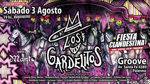 Los Gardelitos en Fiesta Clandestina (ATP)
