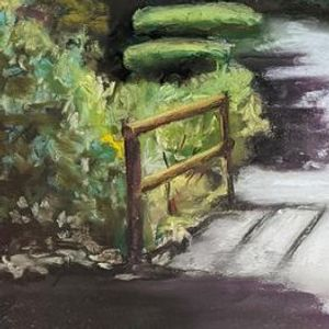 Basic Pastel Drawing in December  Wednesday Session