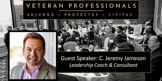 """""""Creating Resilient Teams"""" a ZOOM with Leadership Coach C. Jeremey Jameson, 18 May 