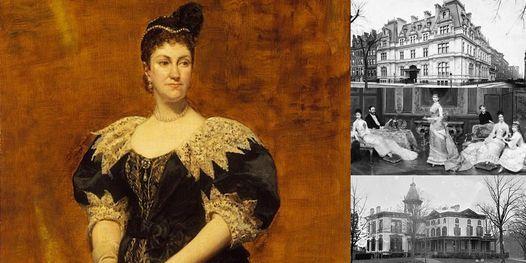 'Caroline Schermerhorn Astor: Triumph & Tragedy in NY High Society' Webinar, 20 July   Online Event   AllEvents.in