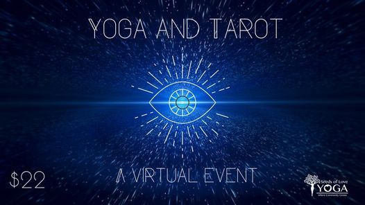 Yoga and Tarot A Virtual Event