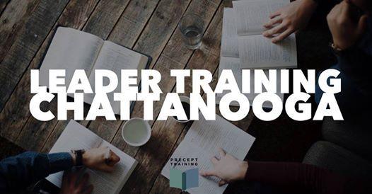 Chattanooga TN  Precept Upon Precept Leader Training