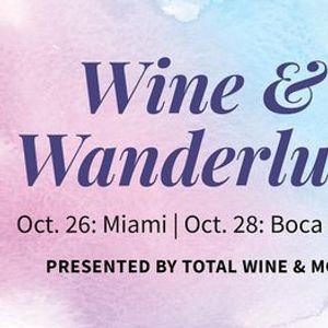 Wine & Wanderlust - Miami 2021