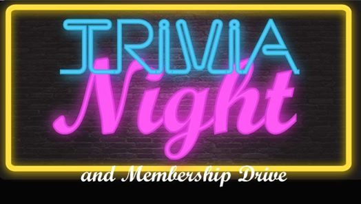 Trivia Night/Red Shoe Society Networking Meetup at No Label