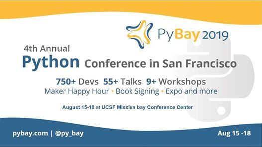 15th August 2019 Events in San Francisco | SFO events