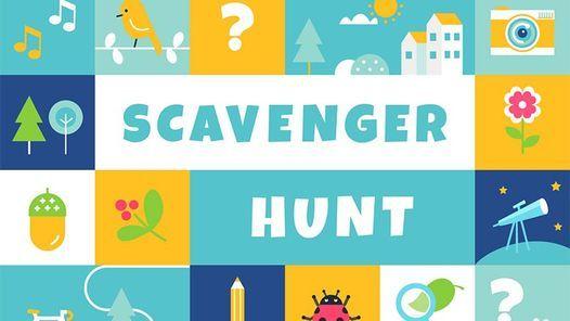 Virtual Scavenger Hunt: Partners in Crime, 12 December | Online Event | AllEvents.in