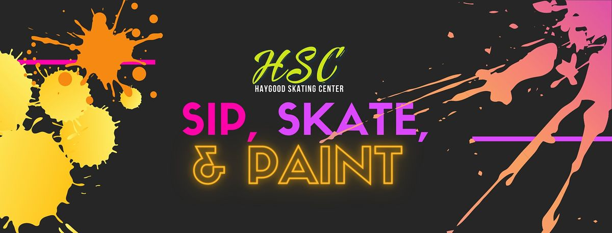 Sip, Skate, & Paint, 30 August | Event in Virginia Beach | AllEvents.in