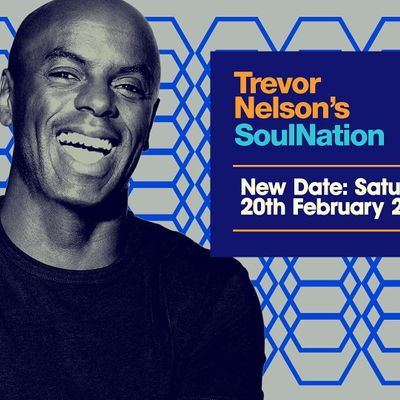 Trevor Nelsons Soul Nation Glasgow