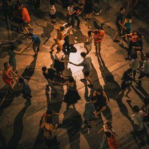 Social Dance at The Secret Garden
