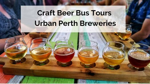 Perth Brewery Tour