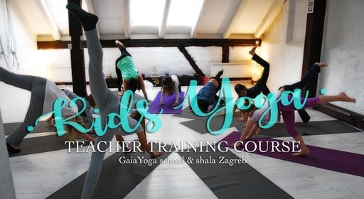 KIDS YOGA Teacher Training at GaiaYoga, 1 October | Event in Zagreb | AllEvents.in