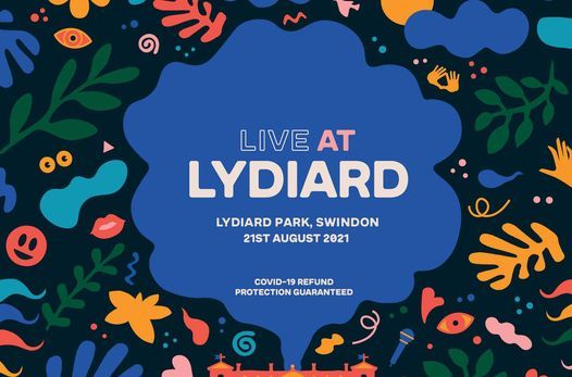 Live at Lydiard 2021, 21 August   Event in Swindon   AllEvents.in