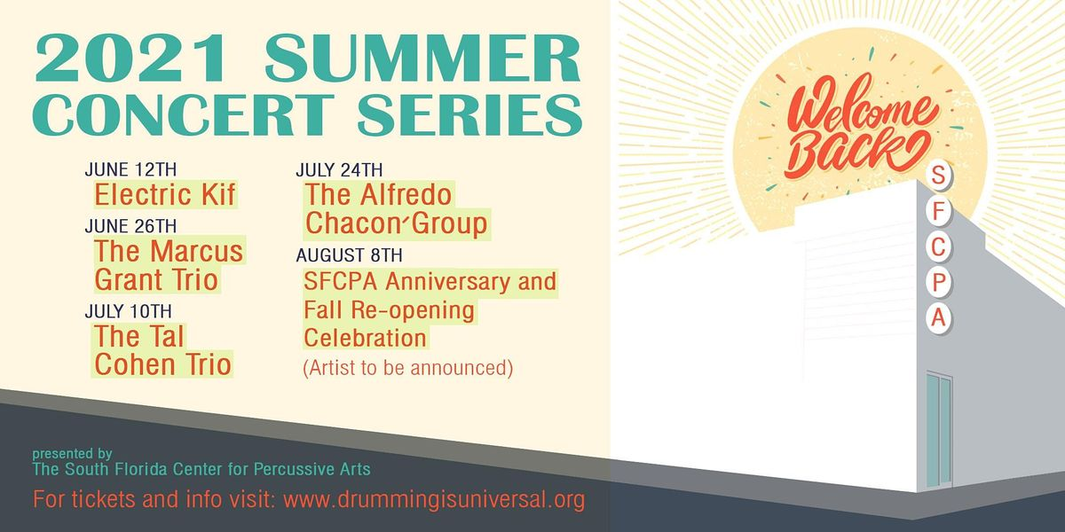 Summer Concert Series | Event in Miami | AllEvents.in