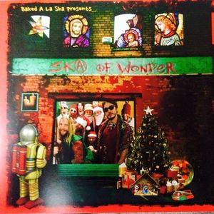 Baked A La Skas Ska of Wonder Christmas Party -Band on the Wall