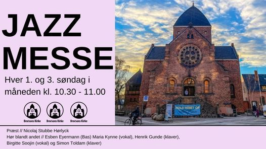 Jazzmesse, 18 April | Event in Lyngby | AllEvents.in