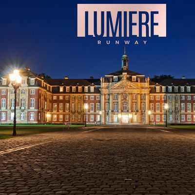 LUMIERE RUNWAY FASHION SHOW  ONLINE BROADCAST