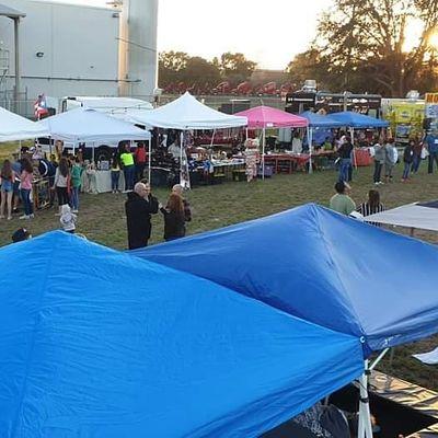 Saturday Pop-up Market and Food Trucks