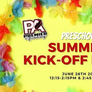 Preschool Summer Kick-Off Party