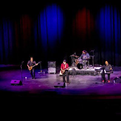 Duke Tumatoe & The Power Trio  Redstone Room