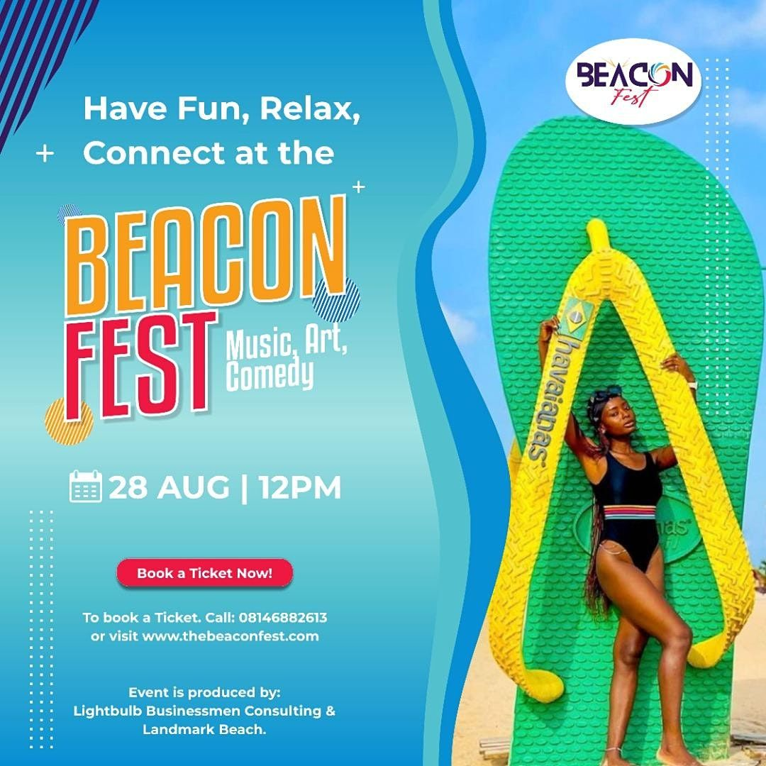 BEACON FEST., 27 November | Event in Lagos | AllEvents.in