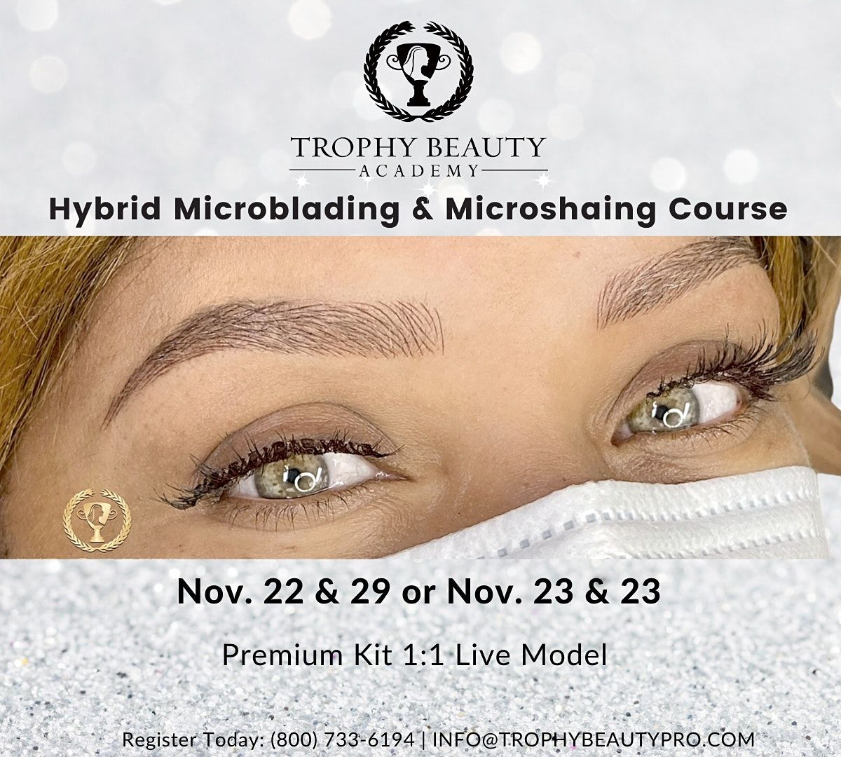 Microblading & Machine Microshading Course | Event in elk grove  | AllEvents.in