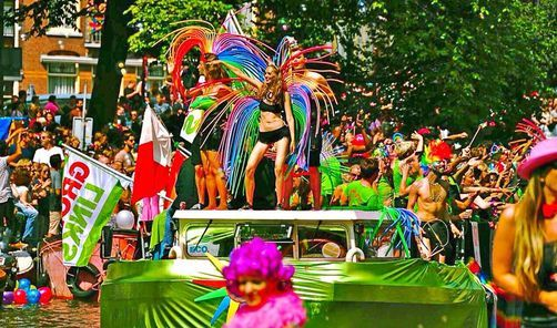 Pride Amsterdam Canal Parade 2021, 7 August | Online Event | AllEvents.in